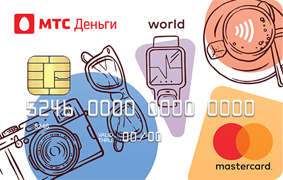 карта мтс банка